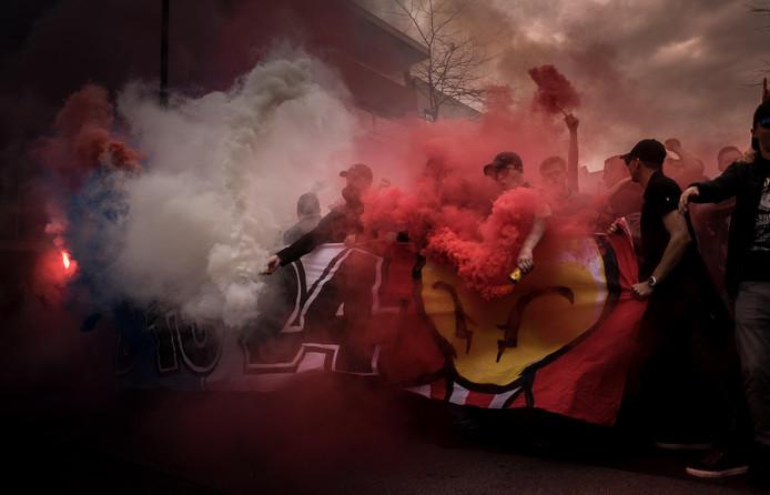 PSV-Ajax vooraf.