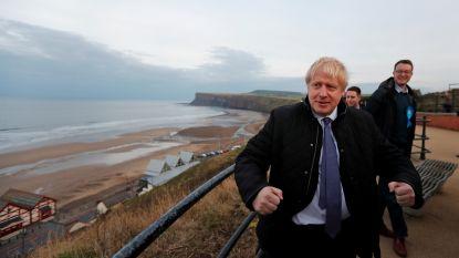Johnson wil brexitdeal nog voor de kerst door het parlement jagen