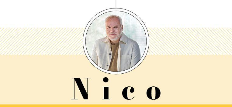 """Nico Dijkshoorn: """"Even voelde ik een blinde woede, waarom had mijn moeder me dát niet geleerd?"""""""