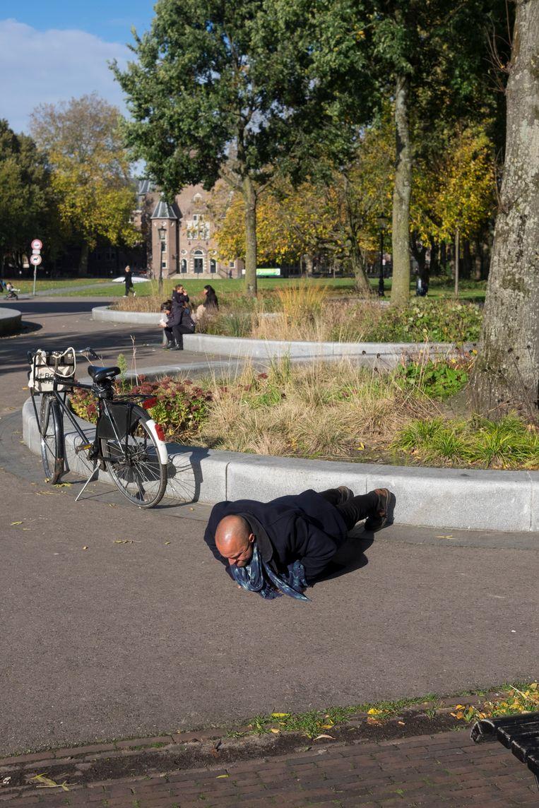 Oosterpark. Beeld Julie Hrudová