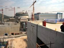 Onrust over mogelijke problemen met Chinese kernreactor