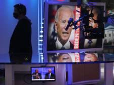 Trump ontmoet een aanvallende Biden tijdens het laatste verkiezingsdebat