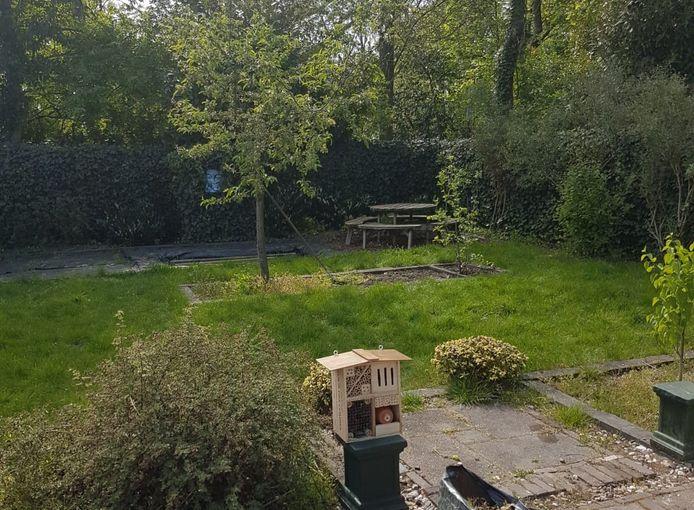 De tuin van Tijmara Snijder