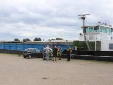 Zoektocht naar hond die onder boot kwam in Rhenen blijkt vergeefs: waarschijnlijk verdronken