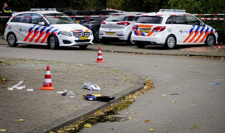 Zolang de ggz niet verandert, komen schietincidenten als in Alkmaar voor, zegt de politievakbond - Trouw