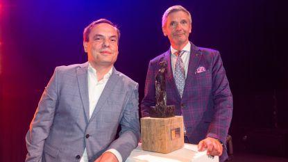 Stijn Bijnens wint Ondernemersprijs Herman Dessers