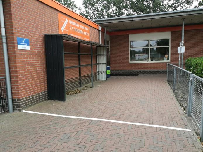 Eerste brainstormsessie over invulling lokaal sportakkoord is in het clubbhuis van Voorwaarts in Westerhaar.