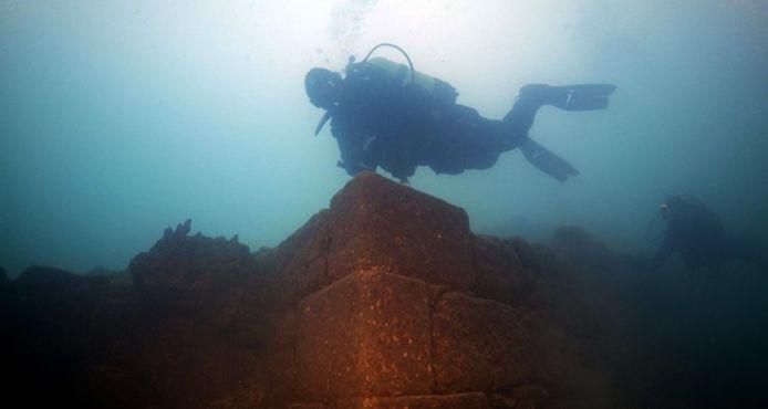 Verwacht wordt dat het onderwaterkasteel veel toeristen zal lokken.