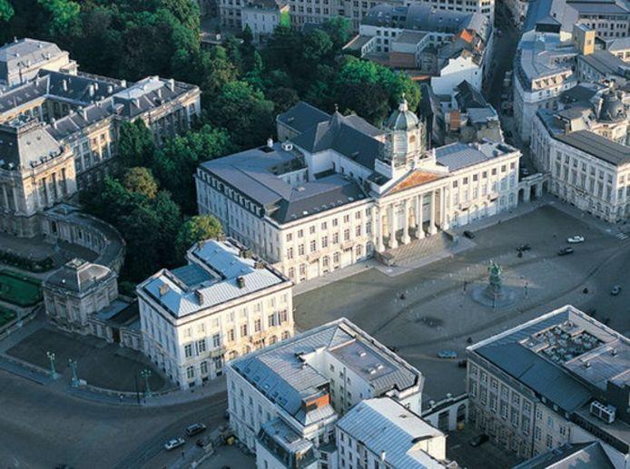 La Place Royale à Bruxelles
