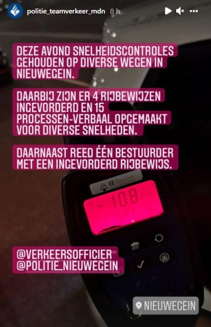 Hardrijders in Nieuwegein