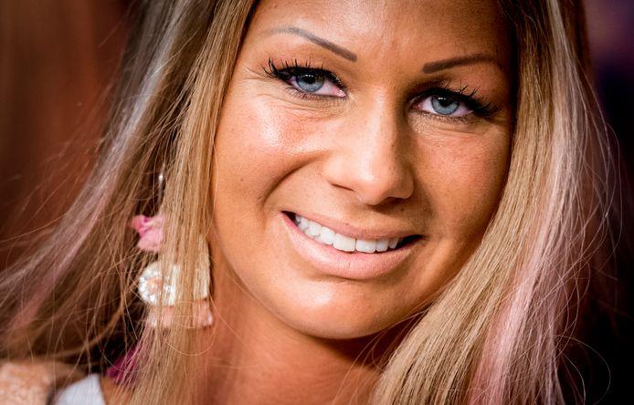 Samantha de Jong.