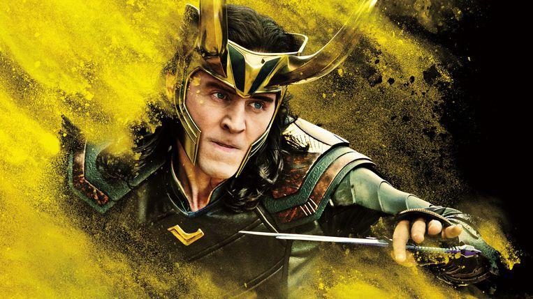 Tom Hiddleston als Loki Beeld Disney plus