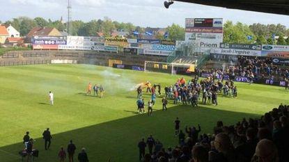 Club Brugge krijgt boete voor rellen na bekerfinale beloften