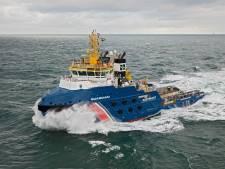Oude man overboord geslagen van cruiseschip bij Texel: 'Kans dat hij nog leeft nihil'