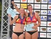 """Droomscenario voor Hanne Thys tijdens de Masterfinales in Brussel: """"Met deze zilveren medaille ben ik overgelukkig"""""""