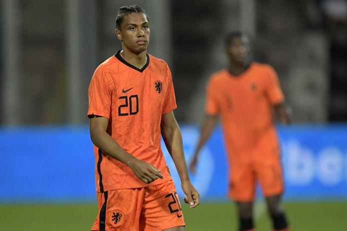 Het debuut van Fodé Fofana bij Jong Oranje was deze week een feit.