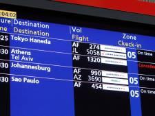 """""""Aucune raison"""" d'annuler les vols vers Israël"""