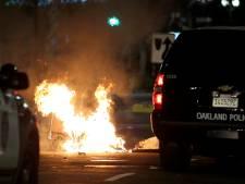 Des incidents lors de manifs anti-Trump à Oakland