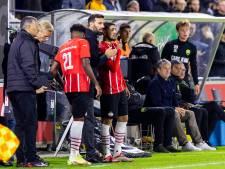 Maxi Romero kan bij rentree voor Jong PSV nederlaag tegen ADO niet voorkomen