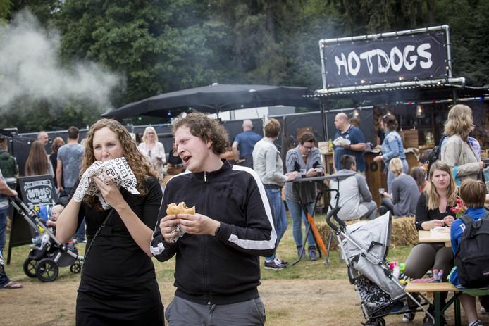 Foodtruckfestival Voedertijd, op Het Hulsbeek, keert waarschijnlijk volgend jaar terug.