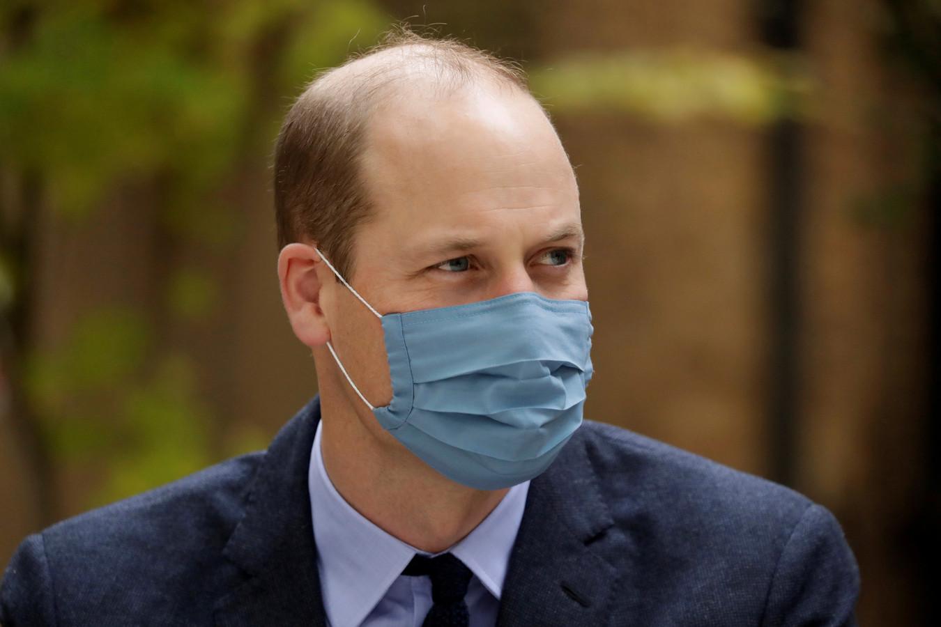 De Britse prins William.