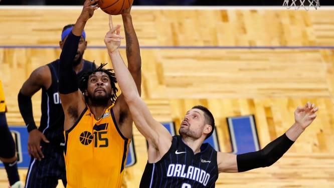 NBA. Utah herneemt met zege in Orlando, nederlagen voor Brooklyn en Philadelphia