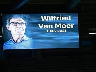 Pakkend eerbetoon aan overleden Wilfried Van Moer