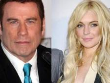 John Travolta bekeert Lindsay Lohan tot Scientology