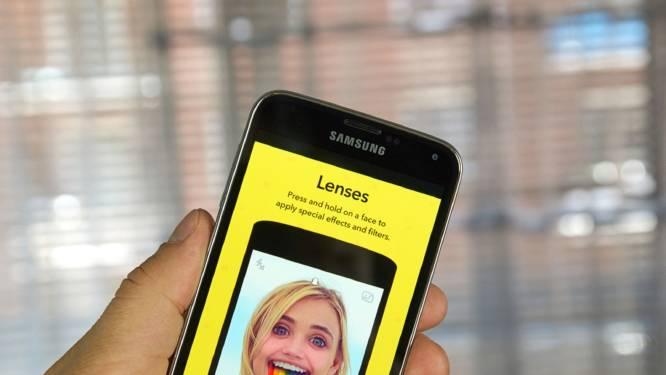 Snapchat heeft een nieuwe facelift gekregen