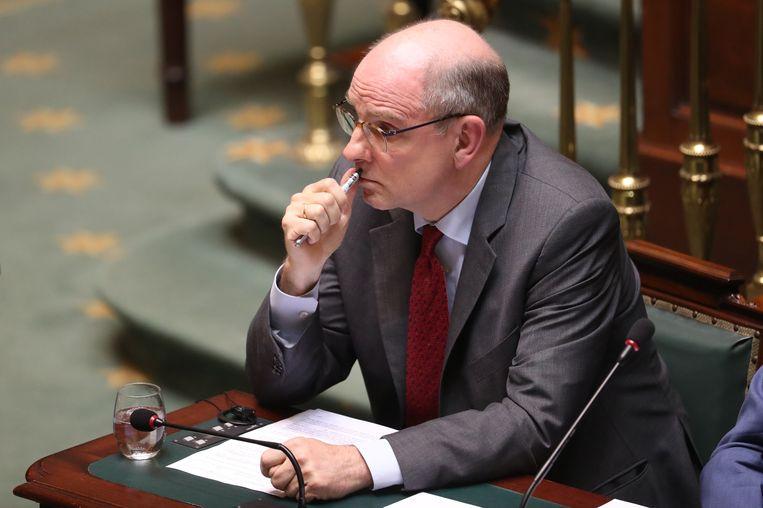 Minister van Justitie Koen Geens. Beeld Belga