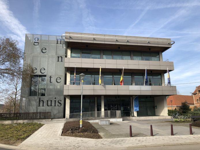 Gemeentehuis van Machelen.