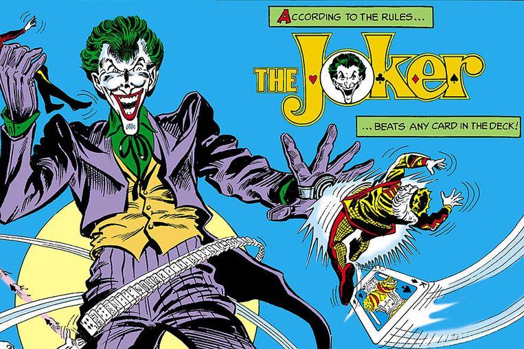 1975: The Joker krijgt zijn eigen spin-offreeks. Beeld rv