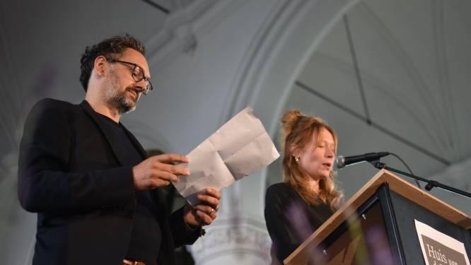 Dichters stellen opnieuw hun werk voor in kerk Watou