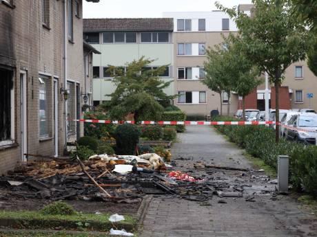 Bewoner (56) uitgebrande woning Best opgepakt, politie houdt rekening met brandstichting