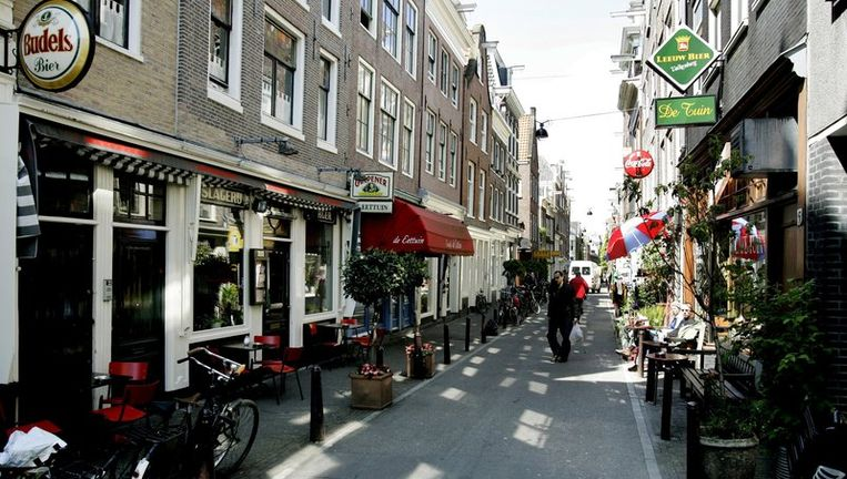 De Amsterdamse Jordaan. Foto ANP Beeld