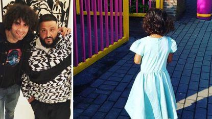 SHOWBIZZ-SNACKS: Adil & Bilal ontmoeten DJ Khaled en oudergeluk bij Tom De Cock