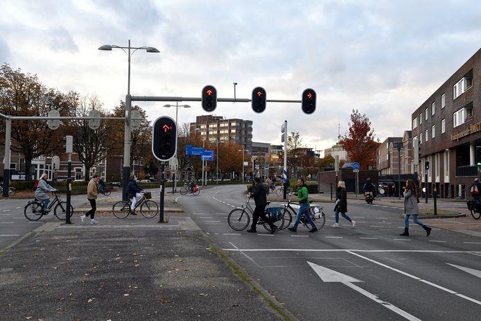 De Stadsring in Amersfoort.