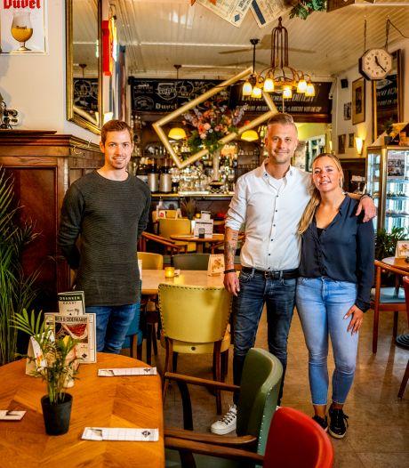 Grand Café Central bestaat al 105 jaar en heeft een dessert waar je 'zó!' tegen zegt