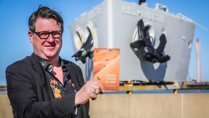 """Comedian Piv Huvluv brengt nieuwe voorstelling eerst uit als boek. """"Een leuke uitdaging tijdens de lockdown"""""""