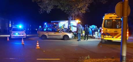 Twee gewonden bij aanrijding in Hengelo