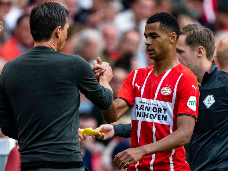 'Dat Gakpo eraf ging, gaf Feyenoord een boost'