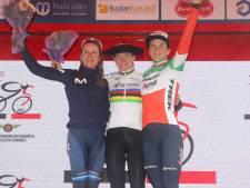 Van der Breggen verslaat Van Vleuten in Grote Prijs van Eibar