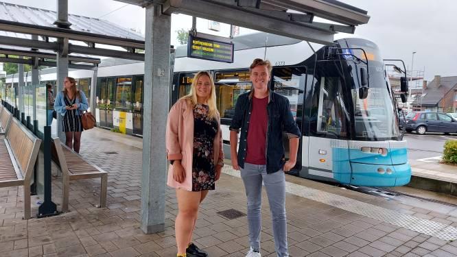 """""""Meer trams en bussen tussen Evergem en Gent"""": Jong CD&V wil jongeren met openbaar vervoer doen uitgaan"""