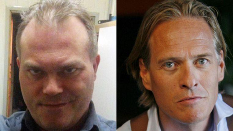 Pascal Smit en Jort Kelder. Beeld
