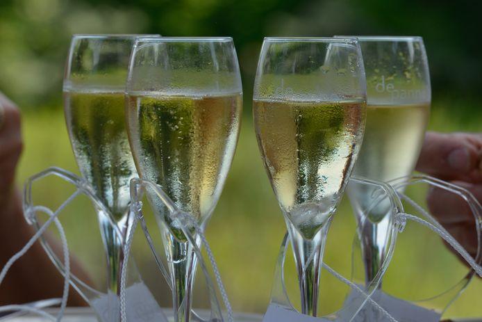 Toosten met Champagne kan eind augustus in De Panne