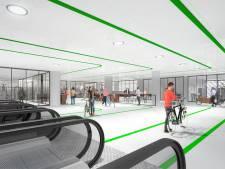'Gemeente lijkt regie kwijt bij bouw van fietsgarage'