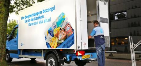 Bezorgservice supermarkten volgeboekt: eerstvolgende levering pas eind maart