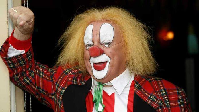Clown Bassie.