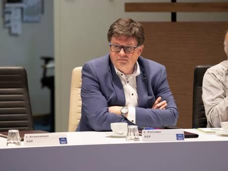 Fractievoorzitters Elburg zitten met kwestie-Polinder in hun maag: 'Met zweem heb je een probleem'