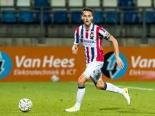 Officieel: steunpilaar Freek Heerkens zet krabbel en blijft langer bij Willem II